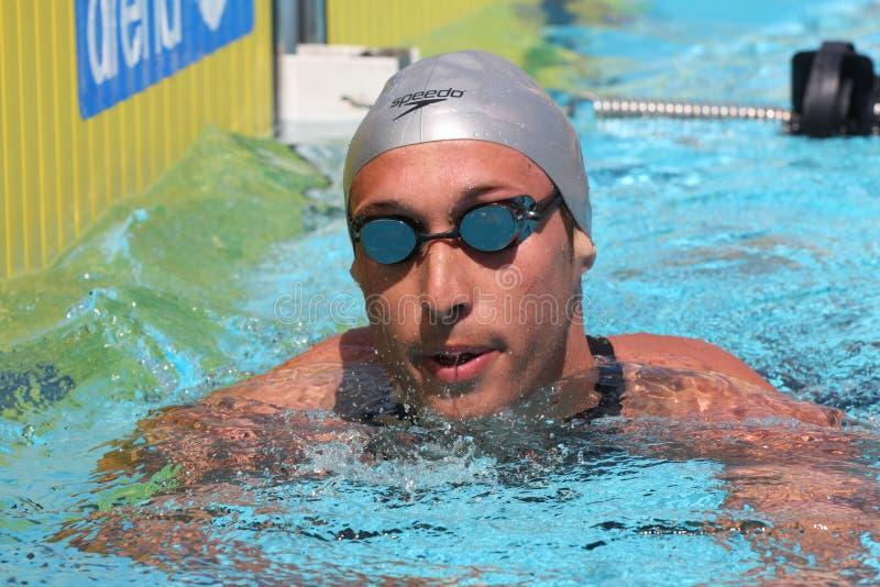 areny międzynarodowego spotkania pływacki xxiie zdjęcia royalty free