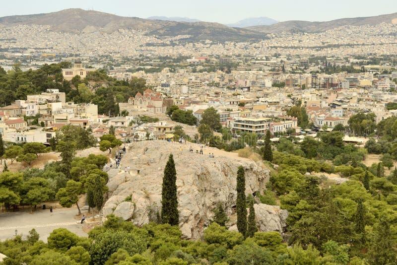 Areopagus photo libre de droits