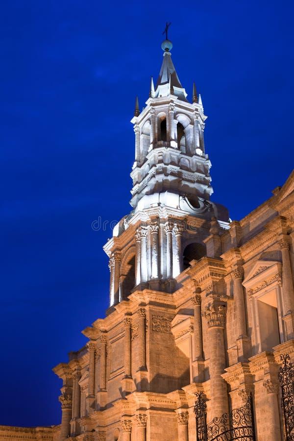 Arequipa στοκ φωτογραφία με δικαίωμα ελεύθερης χρήσης