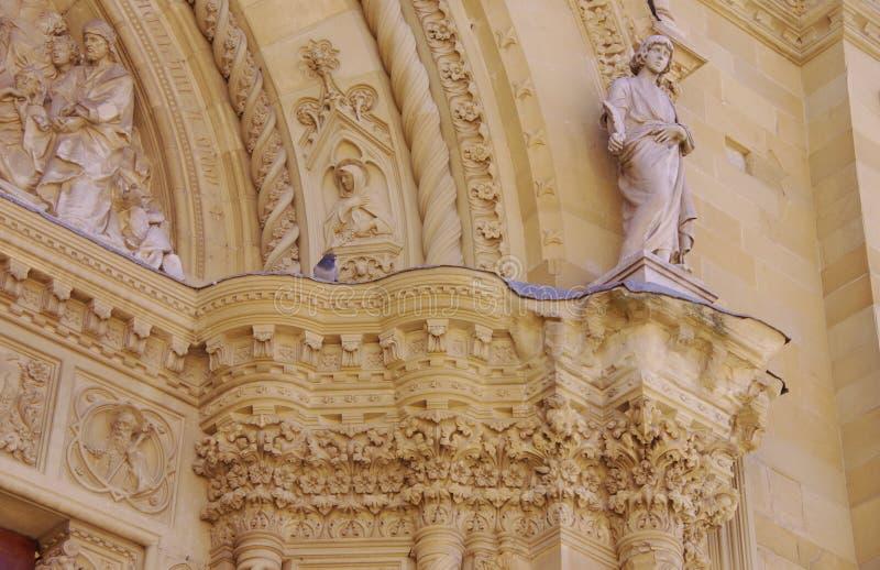 Arezzo en Toscana en Italia foto de archivo