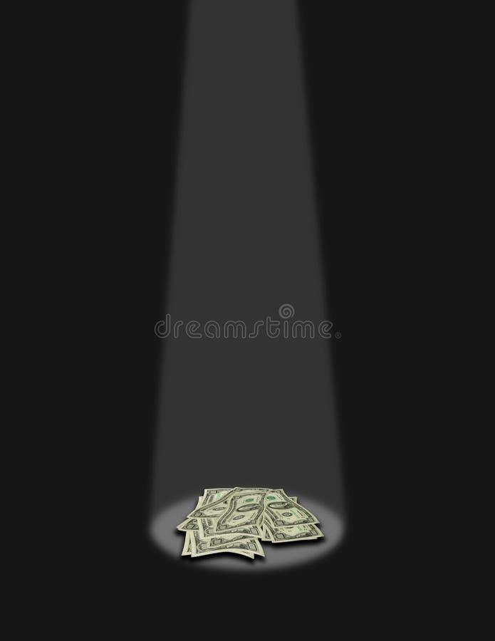 Download Argent illustration stock. Illustration du changement, cash - 735653