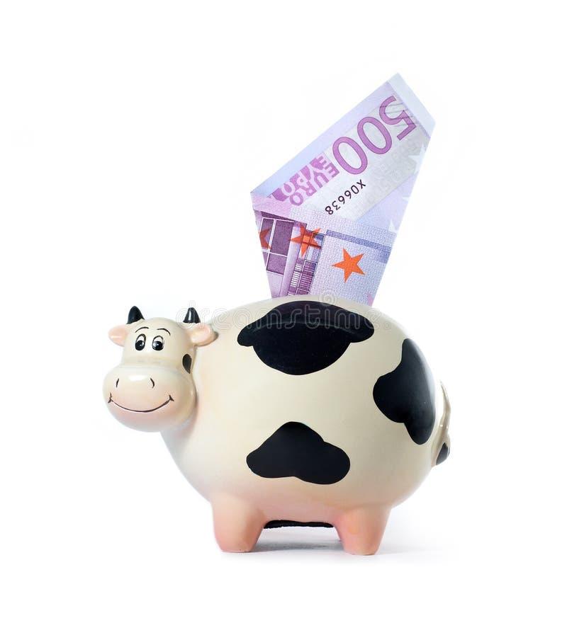 Download Argent de cadre image stock. Image du financier, euro - 8660269