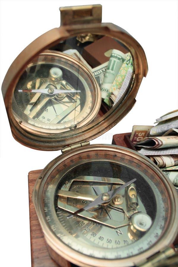 argent de compas images libres de droits