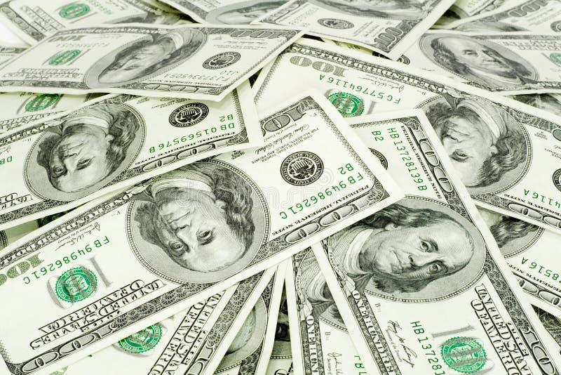 argent de concept d'affaires de fond image stock