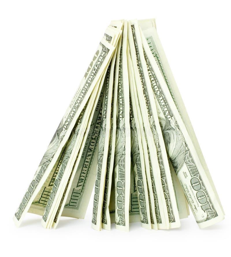 argent de maison photo stock