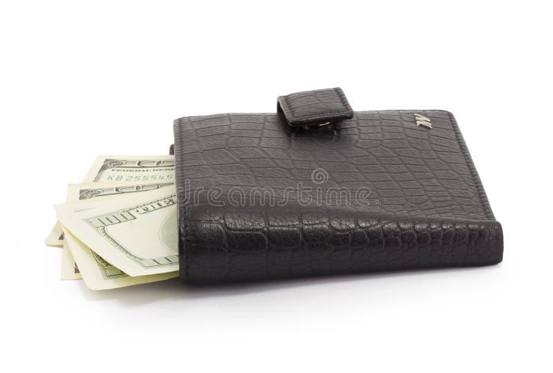 Argent, dollars photographie stock libre de droits