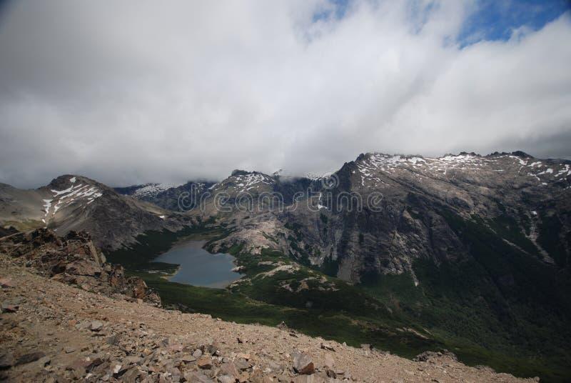 argentina berg arkivbilder