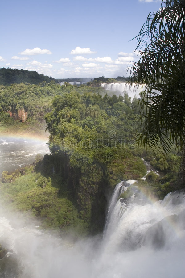 Argentina, Iguazu Falls fotos de stock royalty free