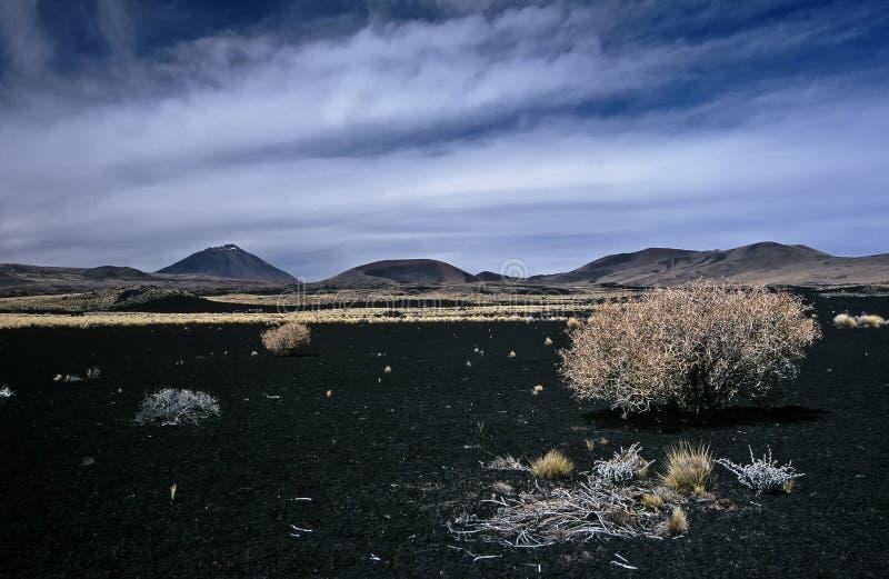 argentina krater royaltyfria foton