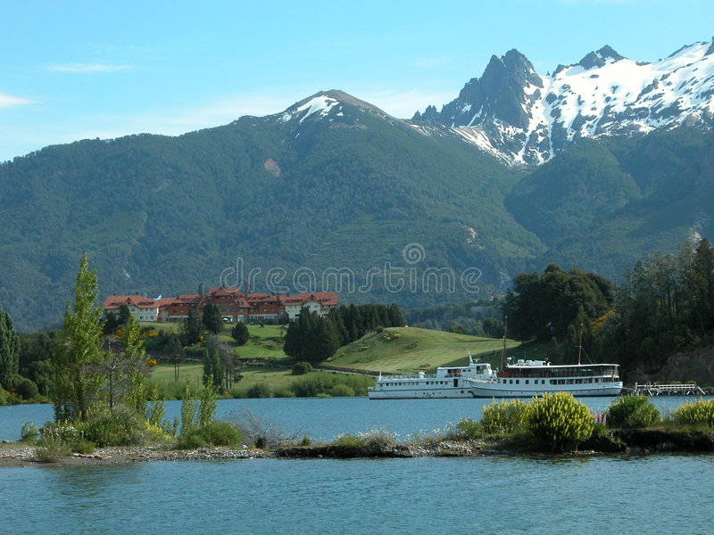 Argentina Landscapes Royalty Free Stock Images