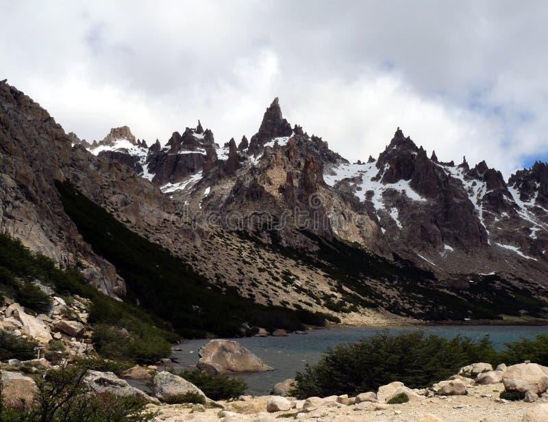 argentina patagonia fotografia stock