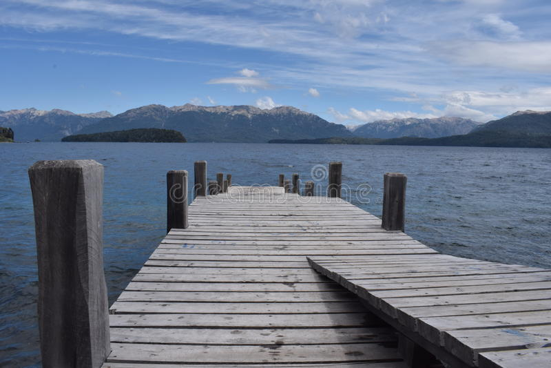 argentina patagonia zdjęcia stock
