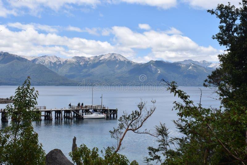 argentina patagonia obrazy stock