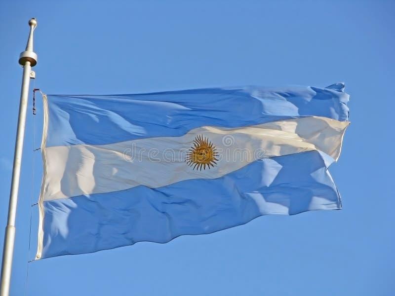 Download Argentine flag stock photo. Image of patriotism, animal - 14845316