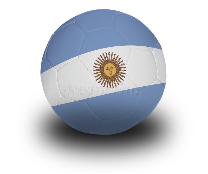 Argentine Football Royalty Free Stock Photo