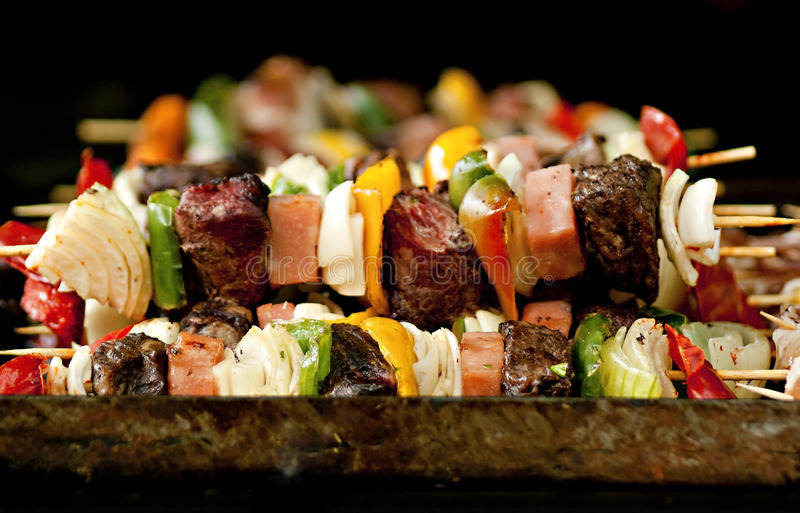 Download Argentine Meat stock photo. Image of barbeque, meat, kebab - 28111032