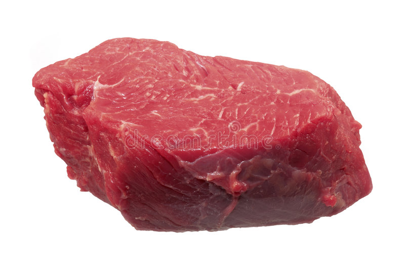 Argentine steak royalty free stock photography