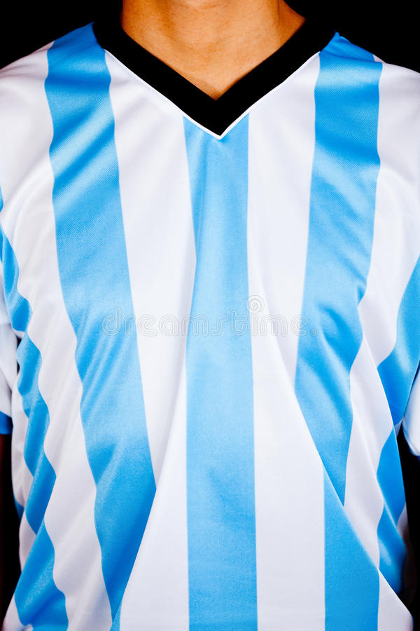 Download Argentinean shirt stock photo. Image of argentina, wearing - 24328310