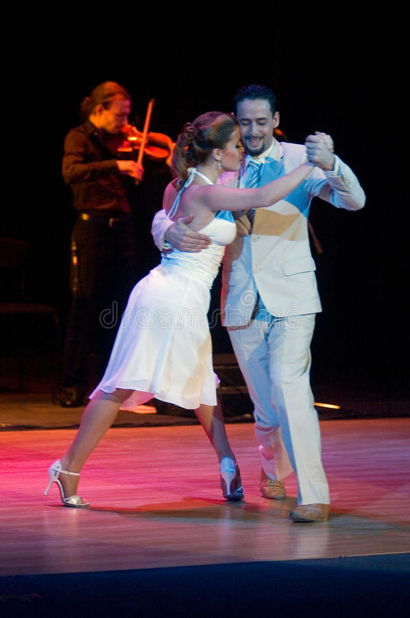Argentinean Tango royalty free stock images