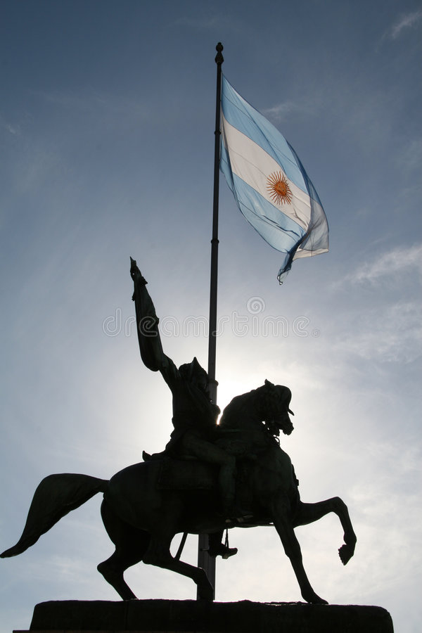 Argentinië Buenos aires stock foto's