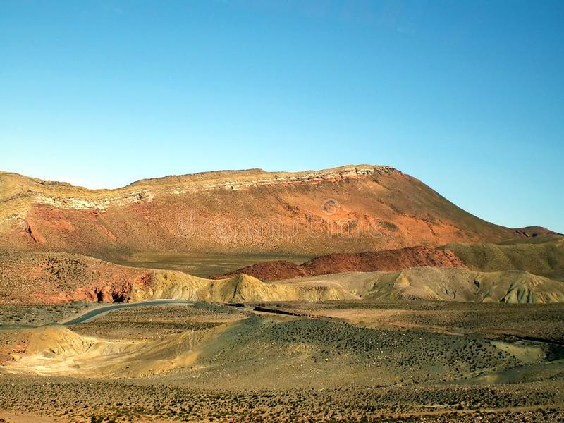 Download Argentinian Andes stock image. Image of rock, hill, landscape - 10283159