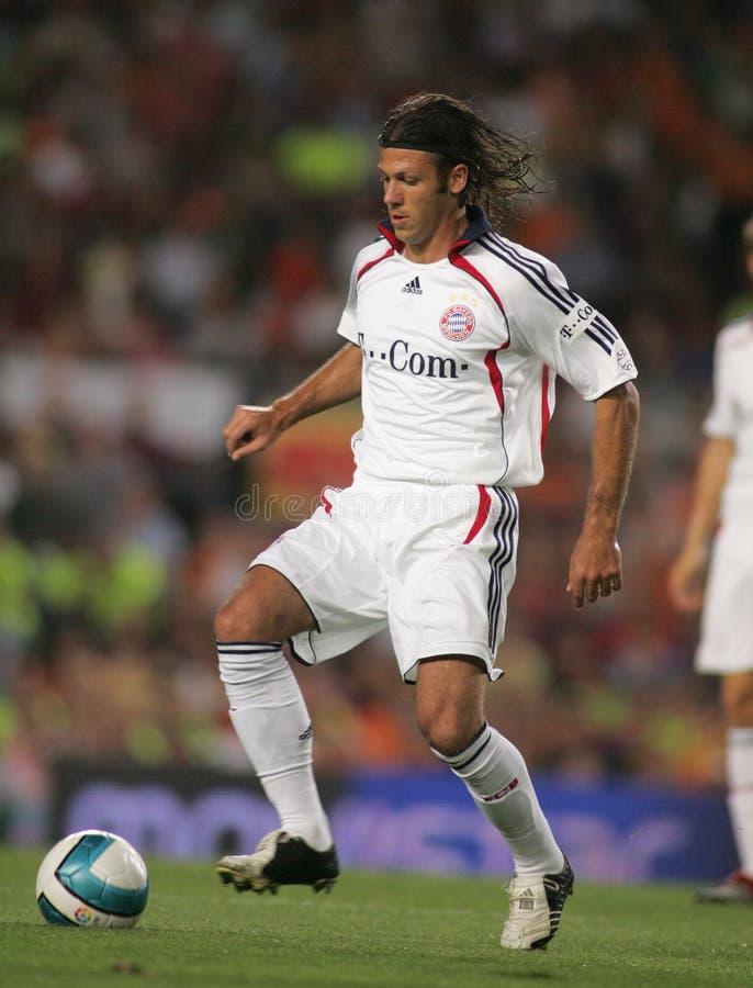 Argentinian player Martin Demichelis