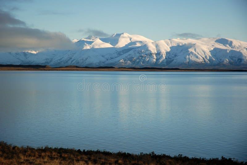argentino lago obrazy royalty free