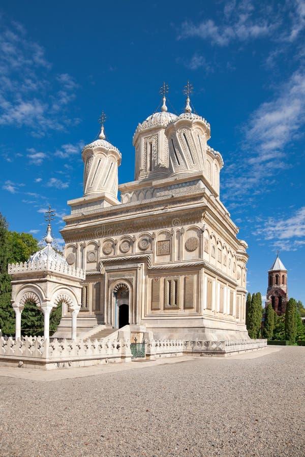 Arges Monastery stock photos