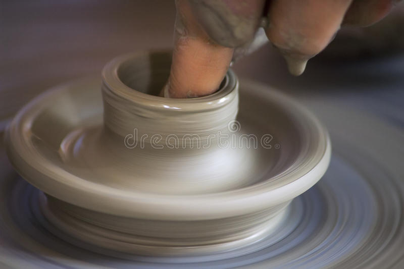 Argile Handcrafted photo stock