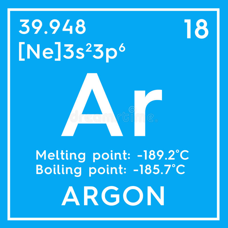Periodic Table where are the noble gases in the periodic table : Argon. Noble Gases. Chemical Element Of Mendeleev& X27;s Periodic ...