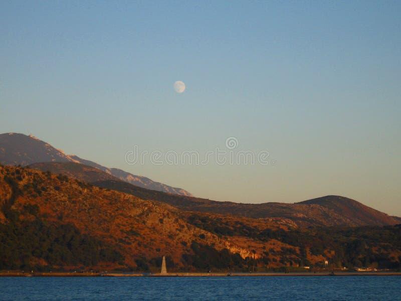 Argostoli Kefallonia, Grecia immagine stock