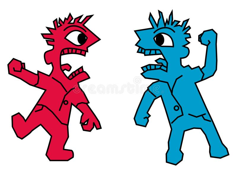 argument royalty-vrije illustratie