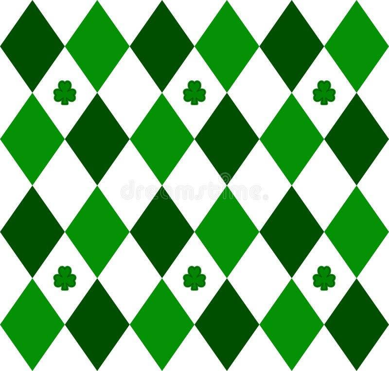 argyle πράσινος ελεύθερη απεικόνιση δικαιώματος