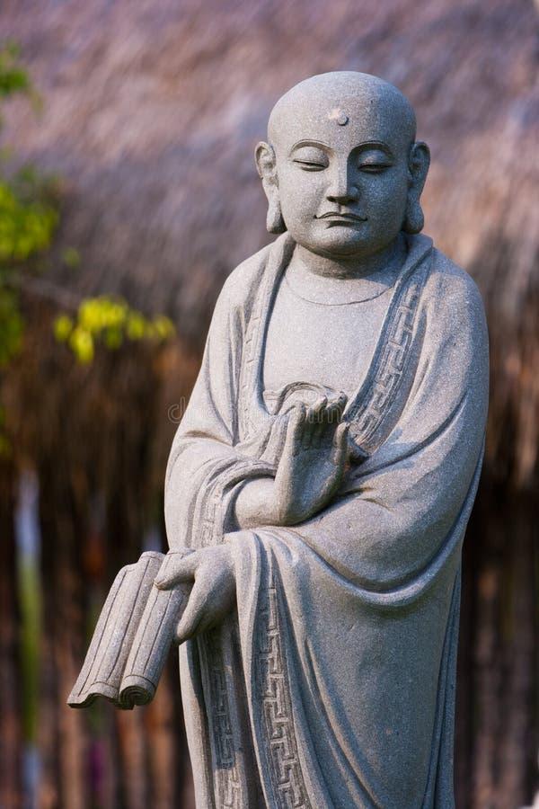 arhat statua fotografia stock