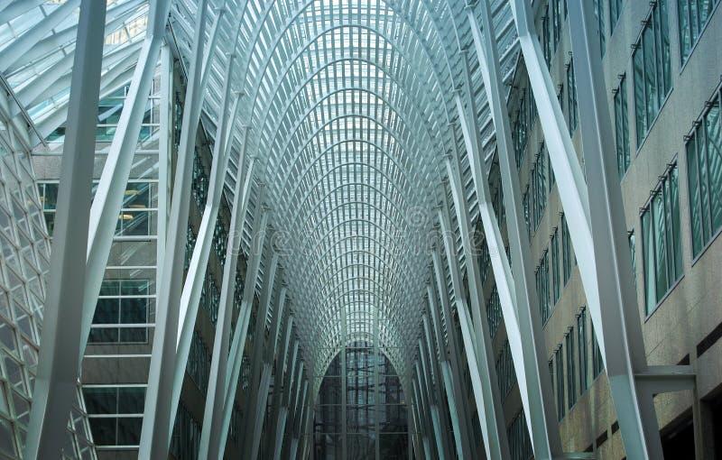 Arhitechture moderne photo stock