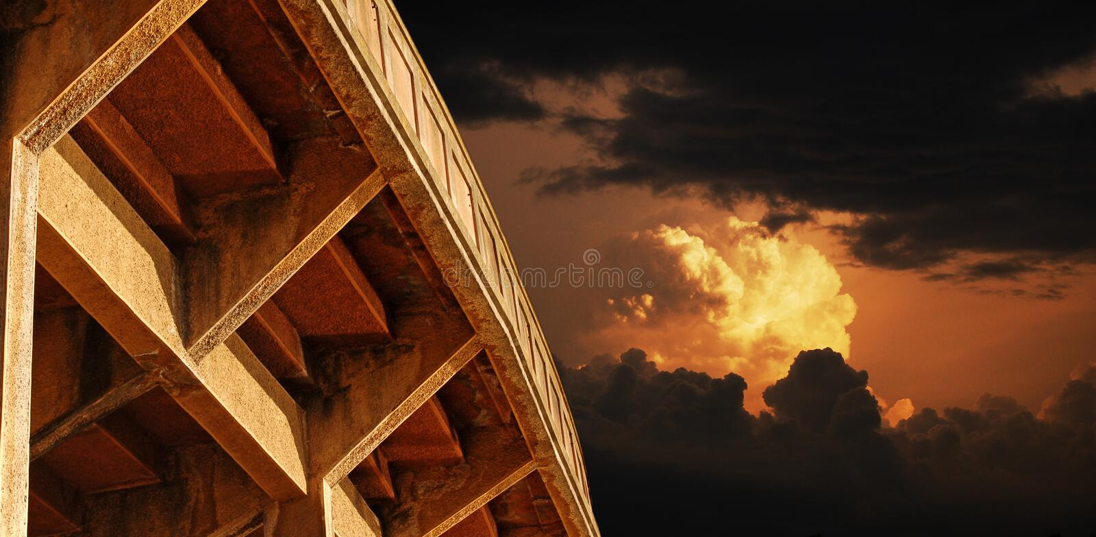 Arhitecture abstract stock images