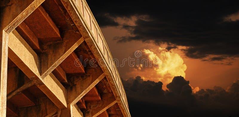 arhitecture abstrakcyjne obrazy stock