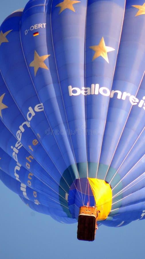 Aria calda Baloon fotografie stock