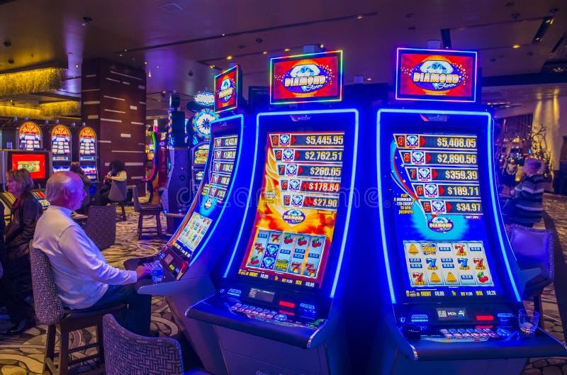 Aria de Las Vegas fotografía de archivo