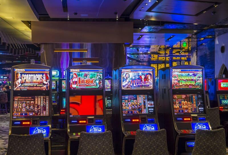 Aria de Las Vegas imagenes de archivo