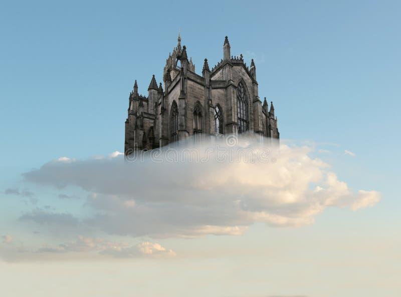Aria del castello immagine stock libera da diritti