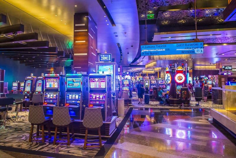 Aria di Las Vegas fotografia stock libera da diritti