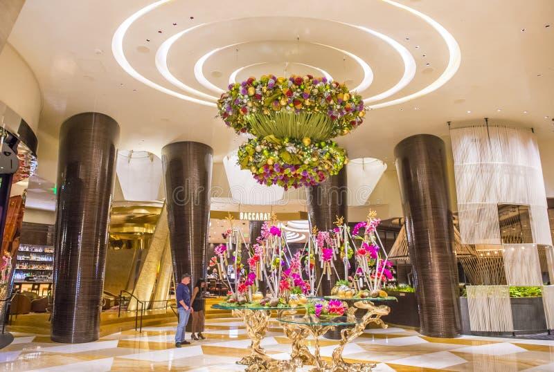 Aria di Las Vegas fotografie stock libere da diritti