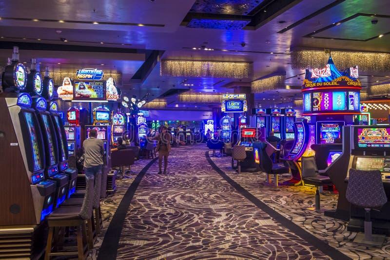 Aria di Las Vegas fotografia stock