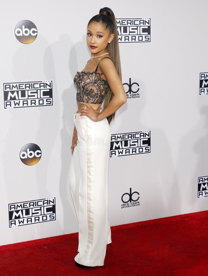 Ariana grand photos libres de droits