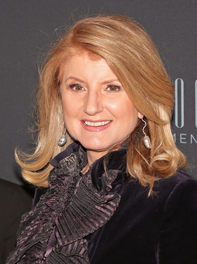 Download Arianna Huffington editorial photo. Image of greek, documentary - 29215026