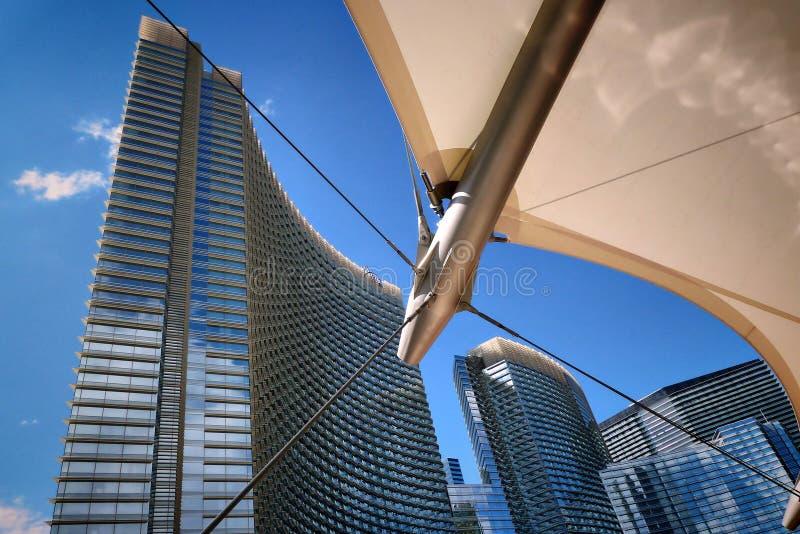 Arie CityCenter stockbild