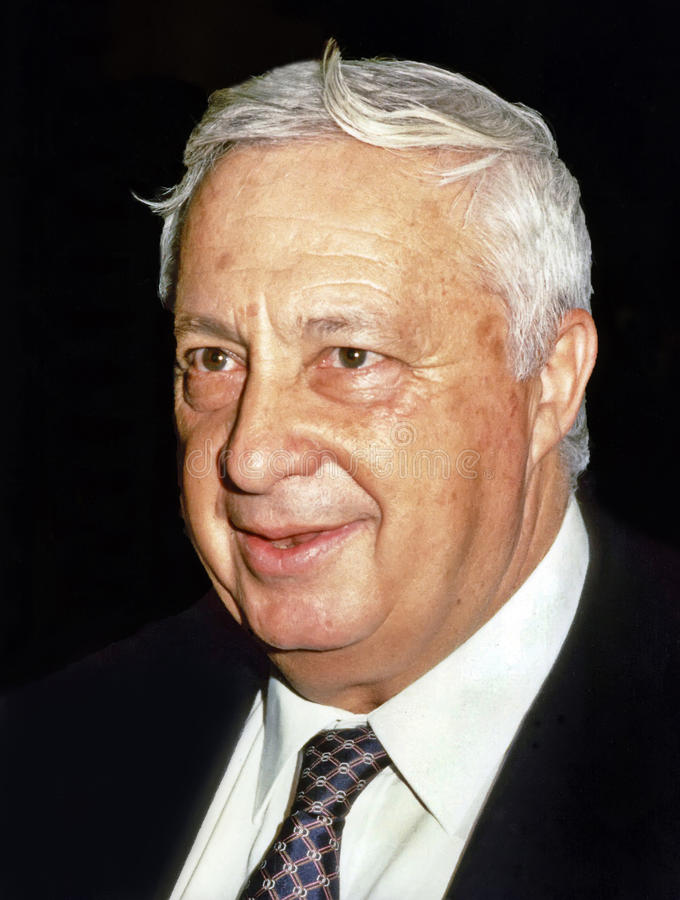 Free Ariel Sharon Royalty Free Stock Images - 36400979