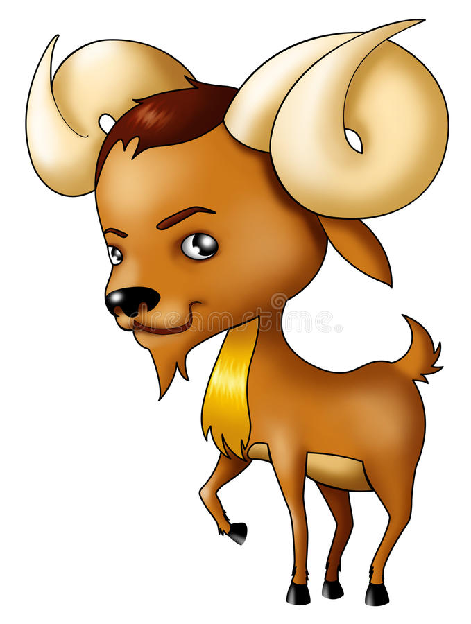 Aries vector illustration