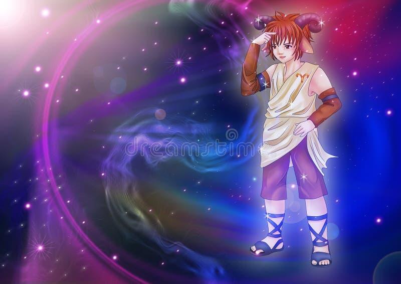 Download Aries stock illustration. Image of illustration, greek - 27823029
